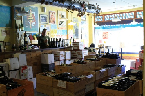 Even more wine at Portland Wine Merchants