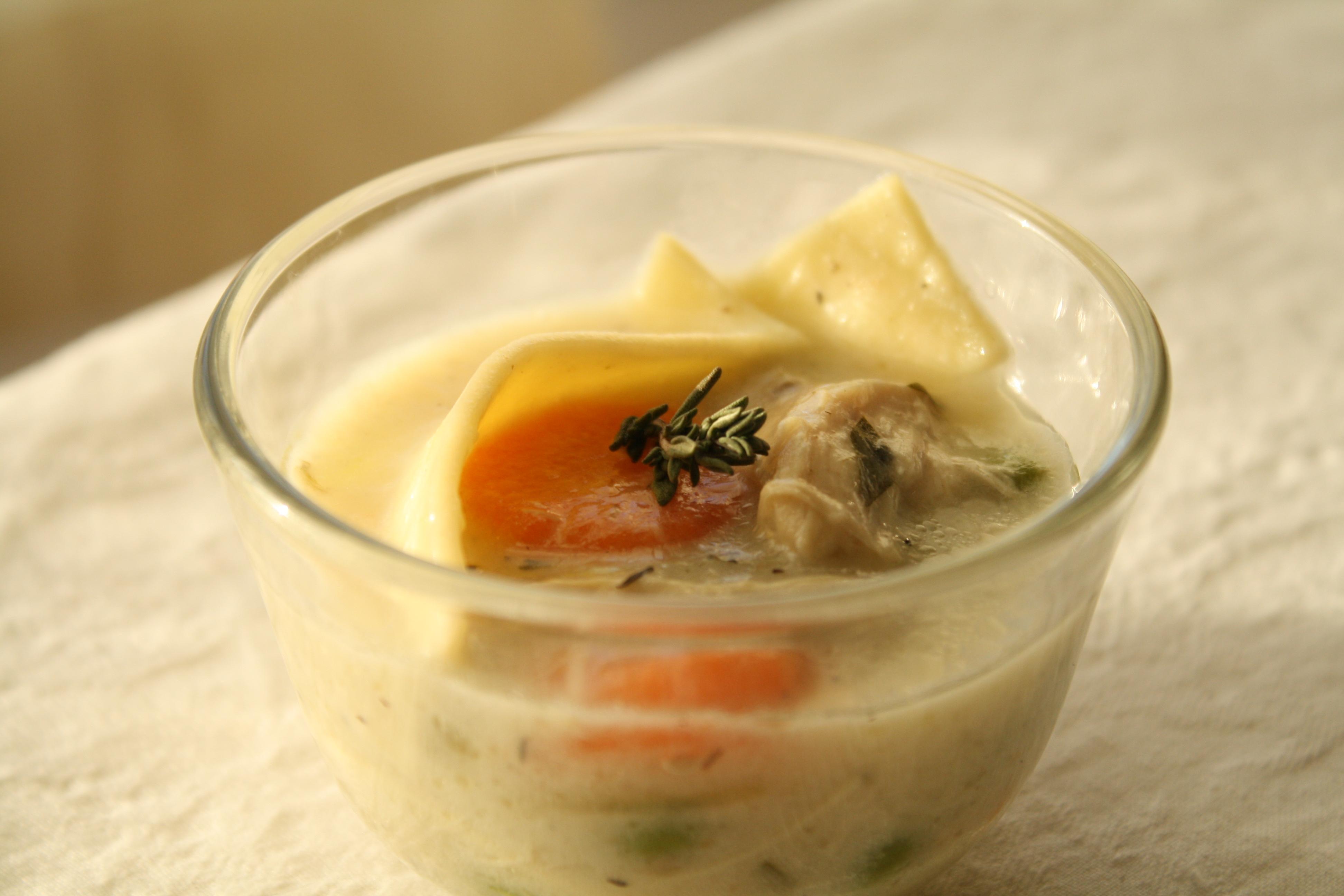 11 Dec 2006 Vegetarian Chicken Noodle Soup . I just love this soup ...