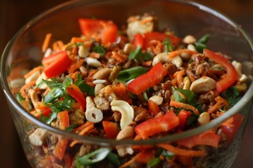 rice-salad-glass-bowl