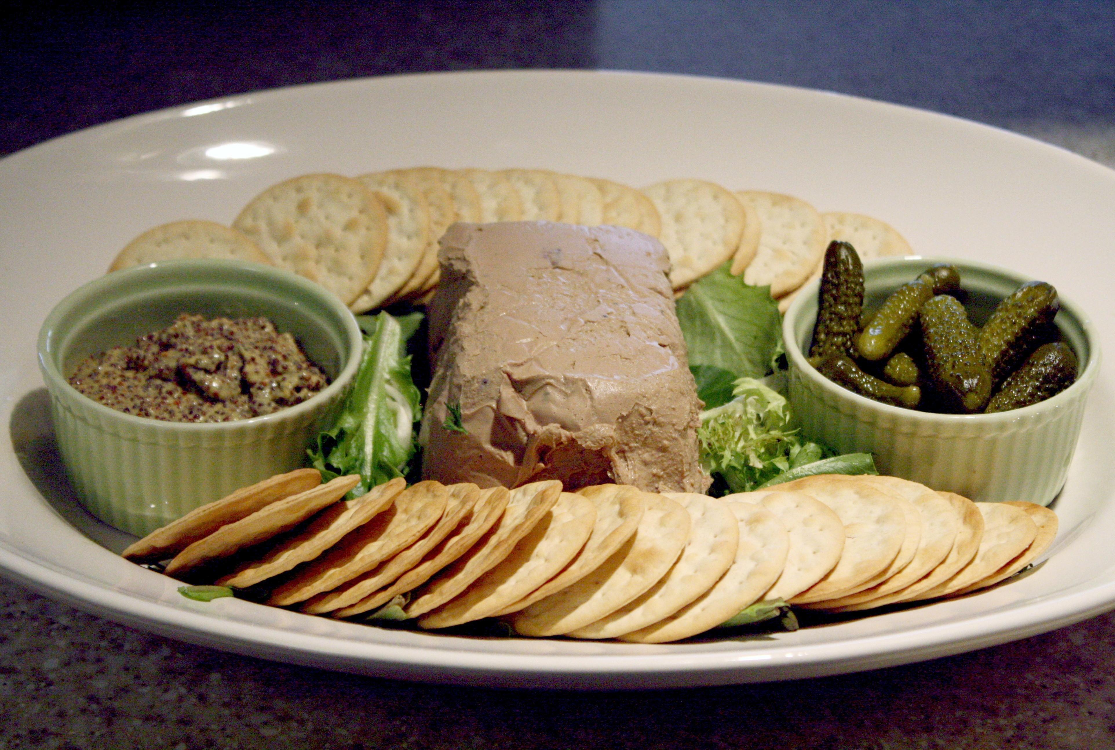 Pork liver pate recipe bbc