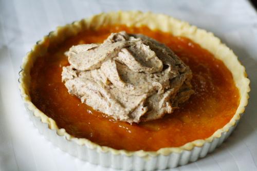 frangipane tart shell
