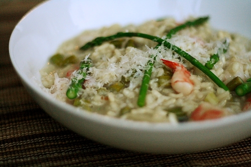 risotto plated 2
