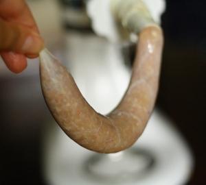 sausage stuffing 1