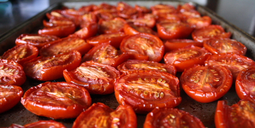 roasted tomatoes 1