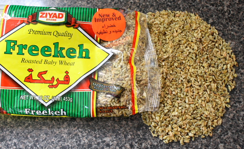 freekeh in bag 2