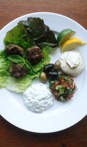 lamb kefta, kofta, mangoes and curry leaves, recipe
