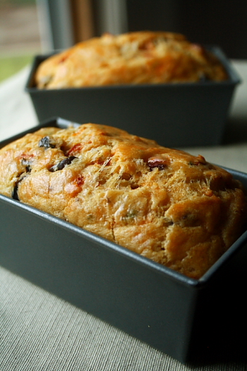 roasted tomato cheese bread