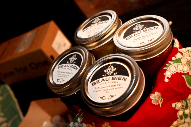 Beau Bien Fine Foods at the Detroit Holiday Food Bazaar